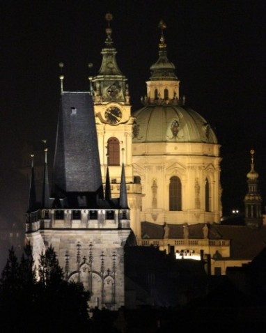 St Nicholas Church: Prague