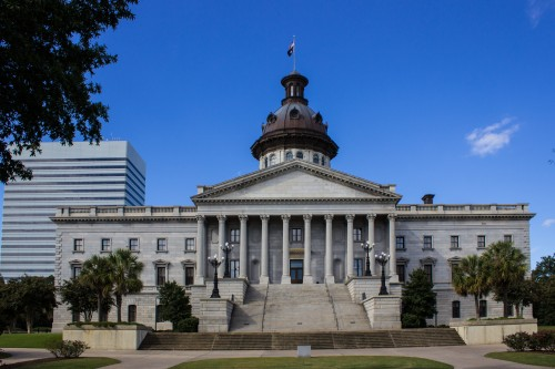 South Carolina's State Capital Building
