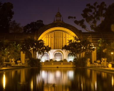 The Botanical Building, Balboa Park - San Diego, CA