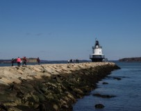 Spring Point Ledge Lighthouse - Portland, ME