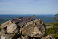 Monadnock - Shoes atop a Cairn