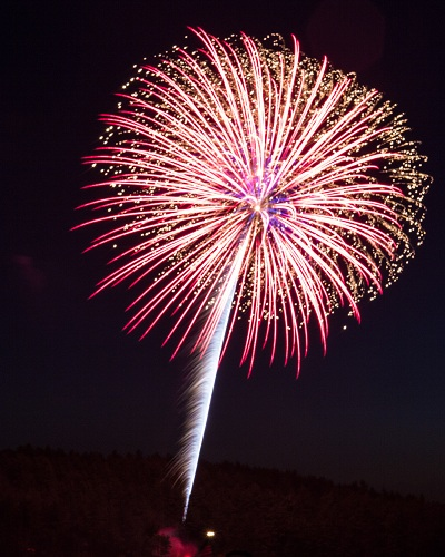 Firework - Many Colors