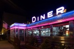 Empire Diner at Night