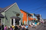 Bearskin Neck Shops and Restaurants