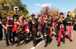 Honk Festival - Second Line Band