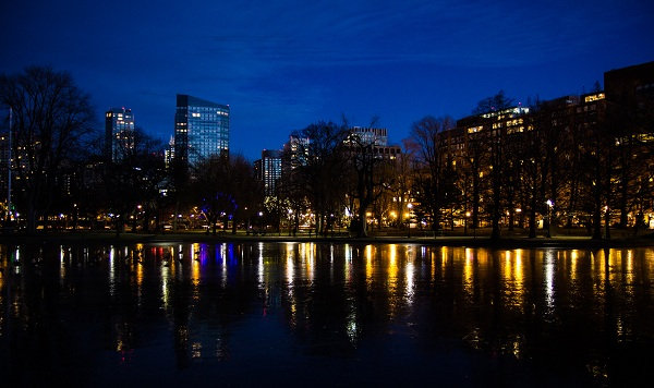 Boston Reflections
