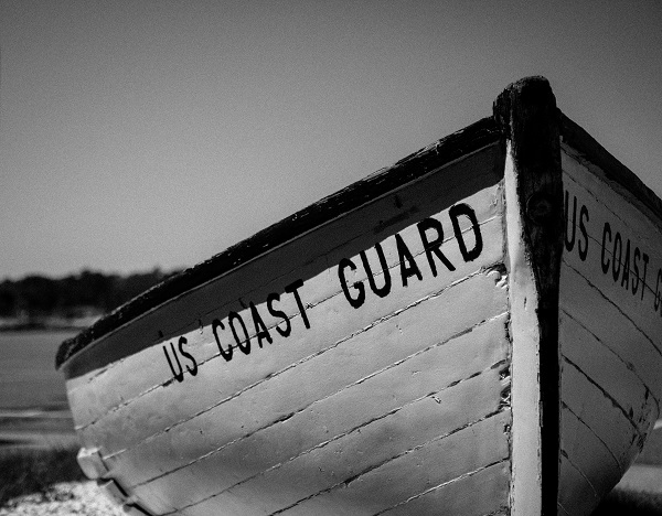 Coast Guard BW