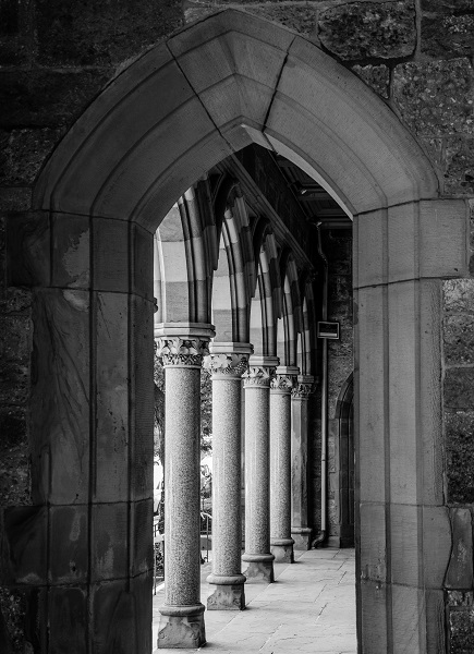 Back Bay Arches