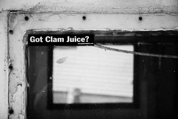 Got Clam Juice