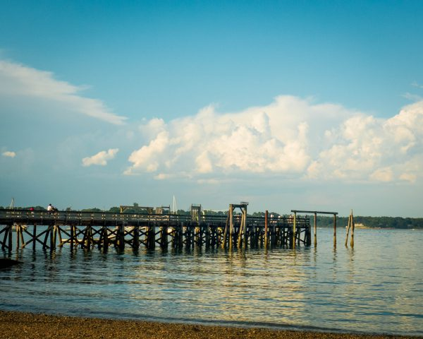 Pier at Salem Willows