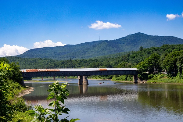 bridge, covered bridge, nh, new hampshire, cornish, cornish-windsor